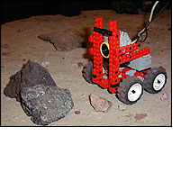 Red Rover Goes To Mars