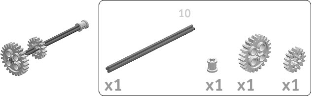 Drive Axle  Bill of Materials