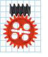 24:1 Gear Ratio